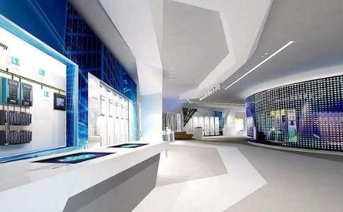 汽车展厅装修设计图 展厅设计图